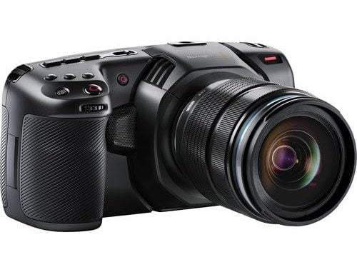 BlackMagic Design Pocket Cinema Camera 4K, Ideal untuk Filmmaker Pemula