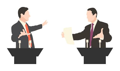 Jadwal dan Daftar Media Peliput Debat Kandidat Pilpres 2019
