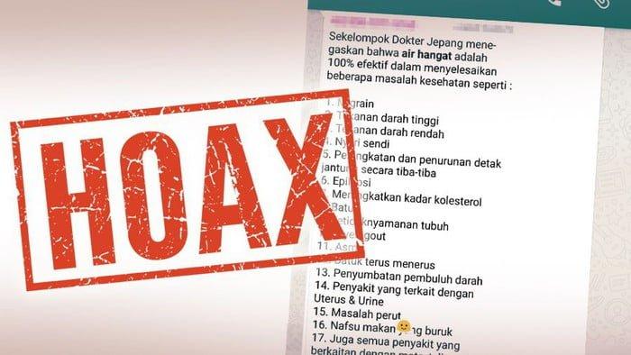 WhatsApp Blokir Akun Penyebar Hoaks