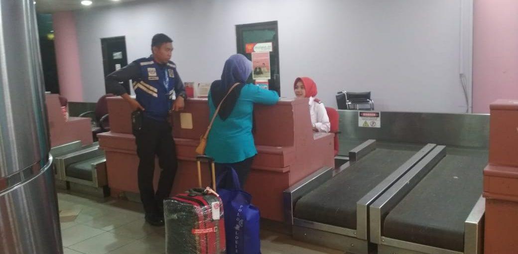 Bandara Hang Nadim Batam Dilanda Sepi, Sejumlah Penerbangan Dibatalkan