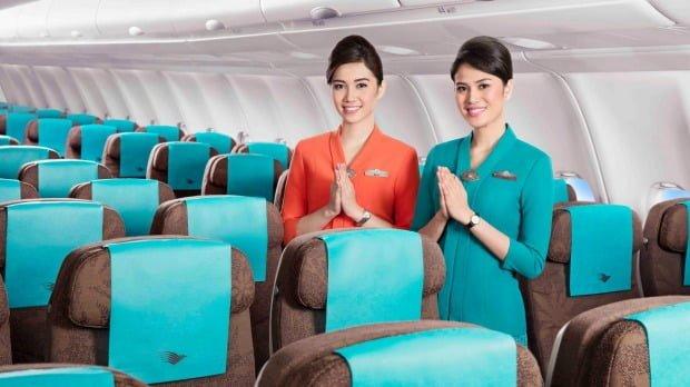 Tiket Garuda dan Sriwijaya Air Diskon 70 Persen