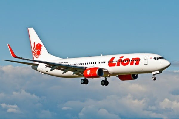 500 Pesawat Lion Air Group Diperbaiki di Batam