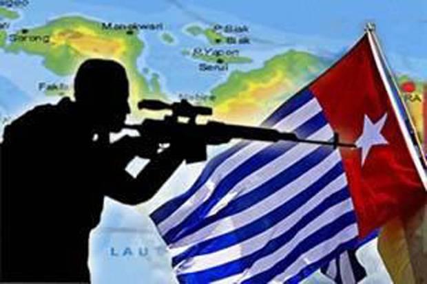 OPM Deklarasikan Perang dengan Indonesia