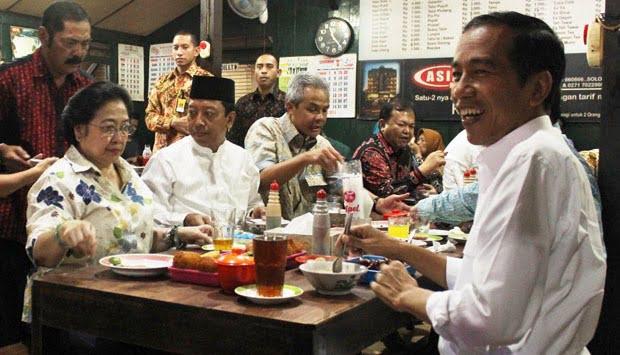 Tujuh Rumah Makan Langganan Para Presiden Indonesia