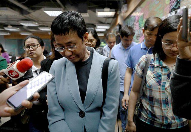 Maria Ressa, Jurnalis Filipina Dibebaskan dengan Jaminan