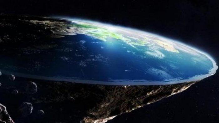 Penganut Bumi Datar Kian Bertambah