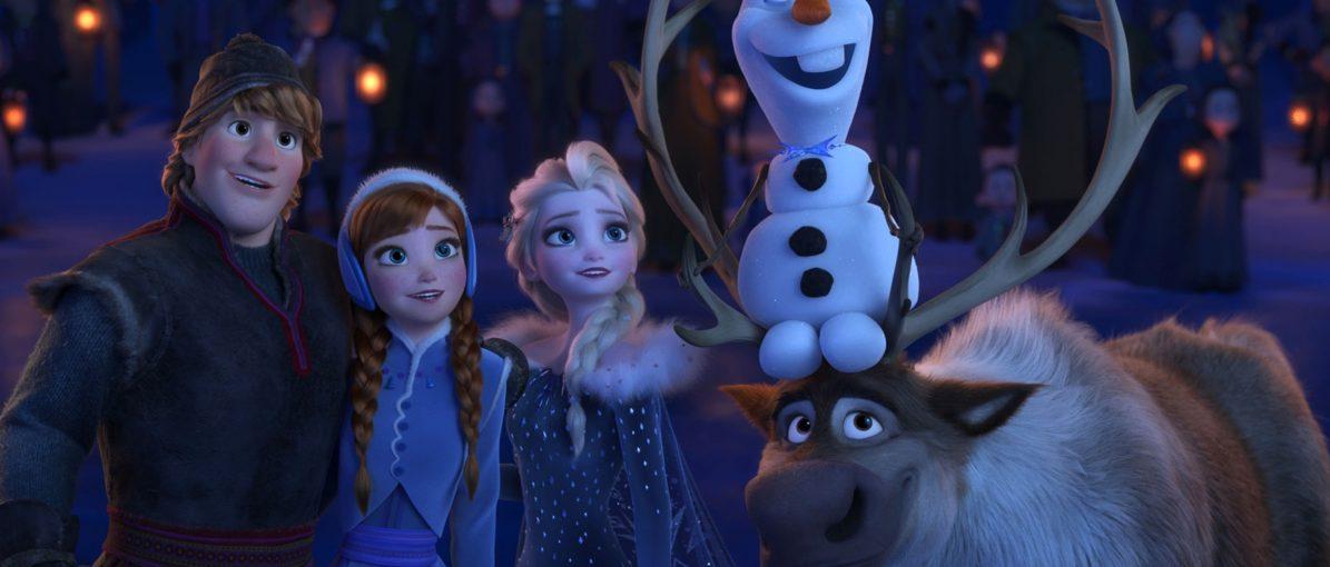 80+ Gambar Tokoh Frozen