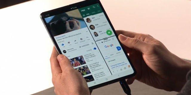 Futuristik tapi Smartphone Lipat Samsung Dianggap Tidak Menarik