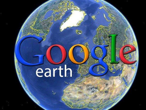 Google Earth Tangkap Pangkalan Rahasia Militer Taiwan