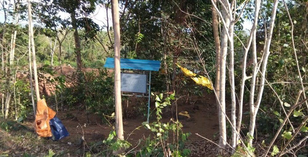 Makam Para Panglima Bintan Terancam Tambang Bauksit