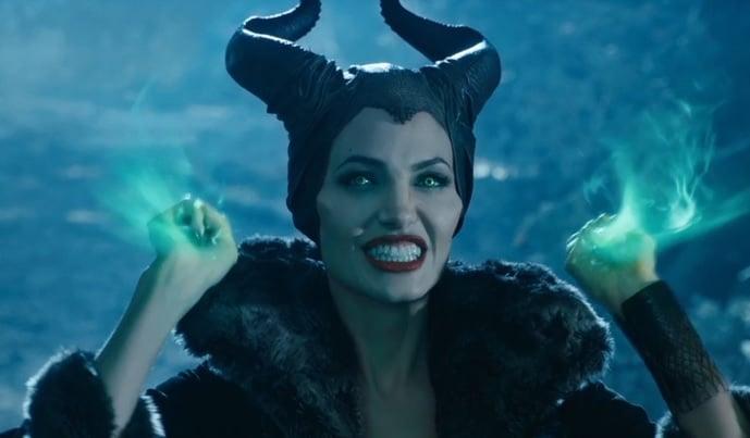 Maleficent Luapkan Kemarahan di Sekuel Kedua