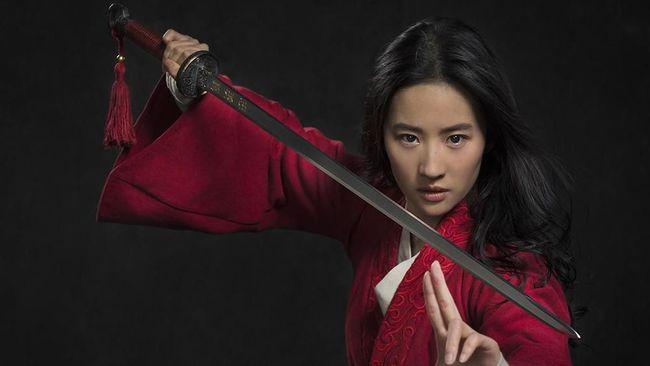 Liu Yifei, Si Aktris Laga Cina Pemeran Mulan