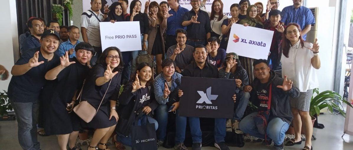 Lebih Nyaman Berinternet dengan Kuota Domestik  XL Prio Pass di Singapura
