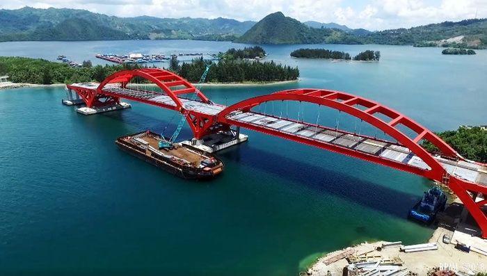 Jembatan Holtekamp, Destinasi Baru di Papua