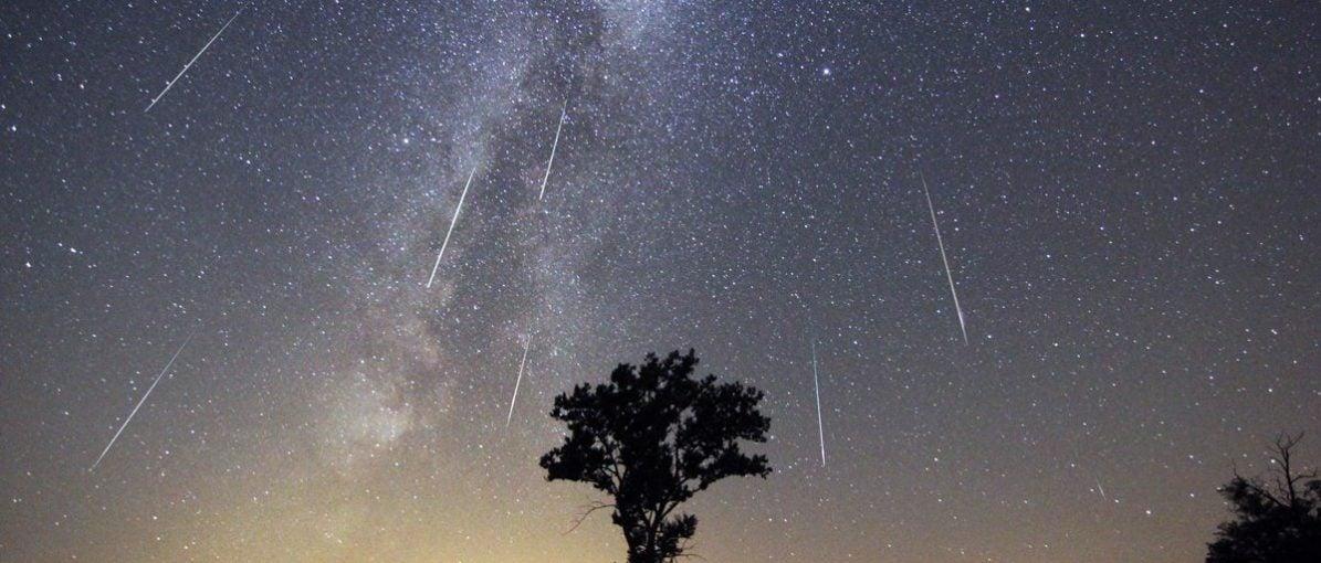 Saksikan Puncak Hujan Meteor Nanti malam