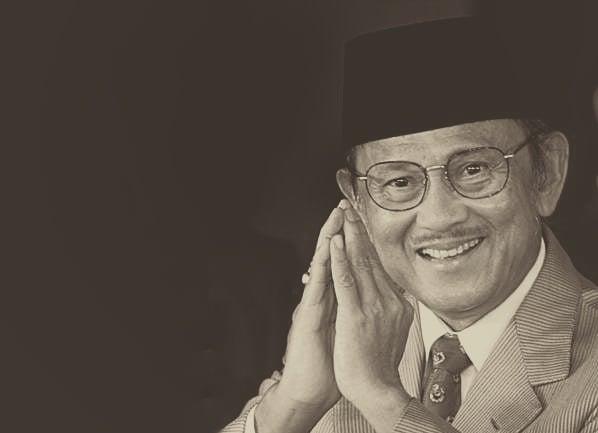 Selamat Jalan BJ Habibie, Indonesia Berkabung