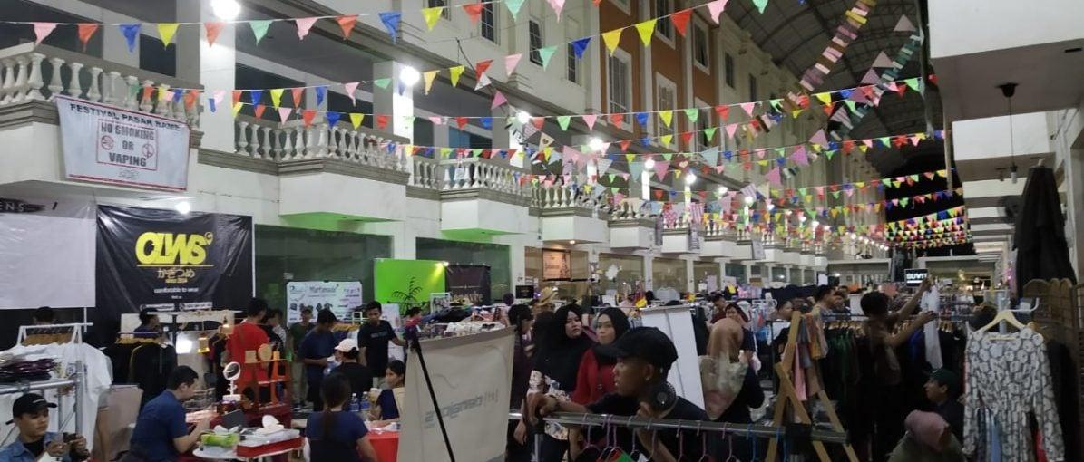 Festival Pasar Rame VIII Berbagi Kreasi dan Aksi Peduli