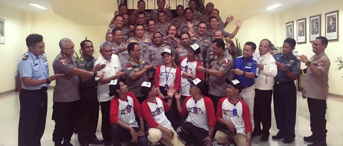 Tujuh Pemuda Kepri Explore Indonesia Bersama Tim JNSP