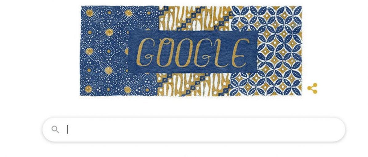 Google Turut Rayakan Hari Batik Nasional