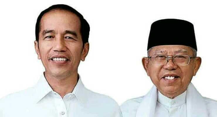 Daftar Nama Menteri Kabinet Jokowi-Ma'ruf