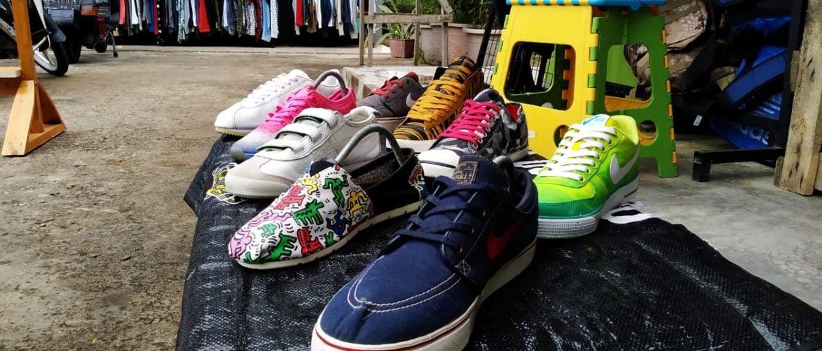 Pasar Seken Batam Surga Fashionista Berkantong Cekak
