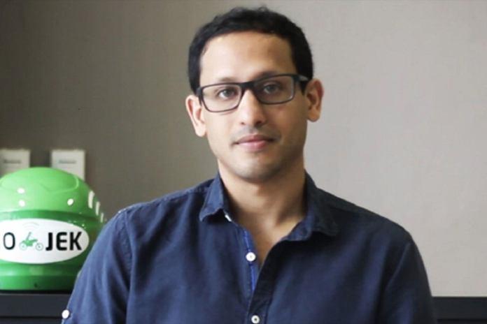 Nadiem Makarim Pendiri Gojek, Mundur sebagai CEO