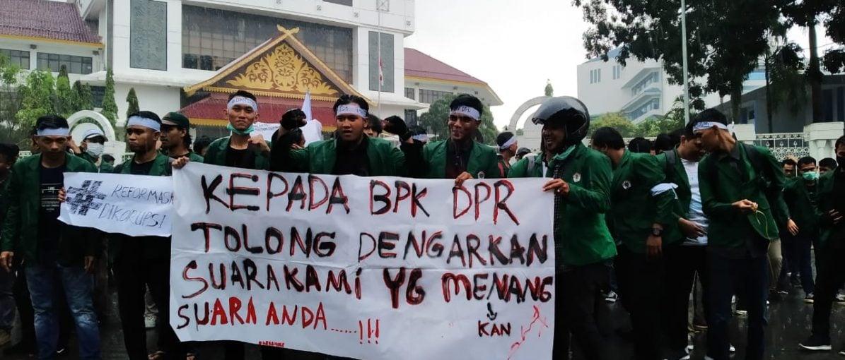 Panjang Perlawanan dan Perjuangan Mahasiswa dari Daerah ke Senayan