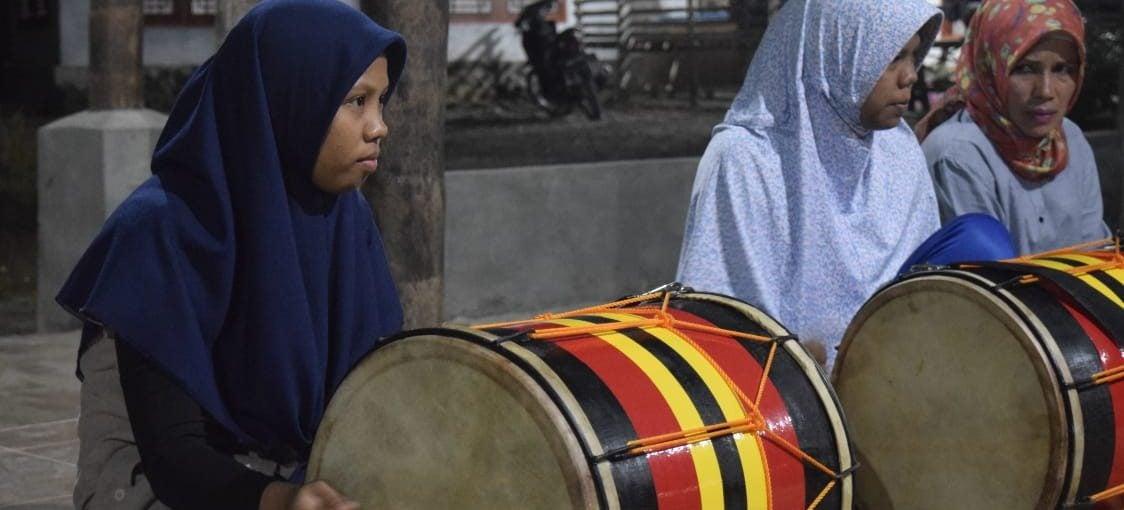 Maulid Gadang, Budaya Arak-arakan Simbol Kekeluargaan dari Sicincin