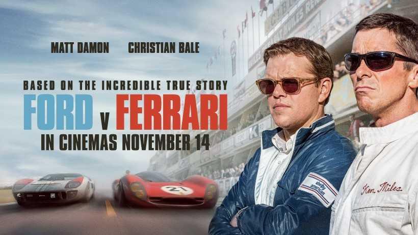 Judul Ford v Ferrari Kurang Mewakili Kisah Film
