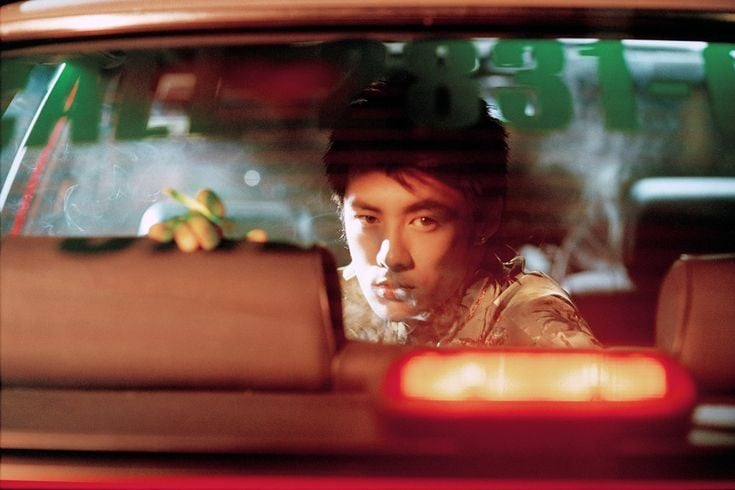 "Wong Kar-wai Kuratori Film Pendek ""SELF"" Saint Laurent."