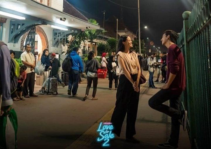 Love for Sale 2 : Cinta sebagai Relasi Sentral Manusia