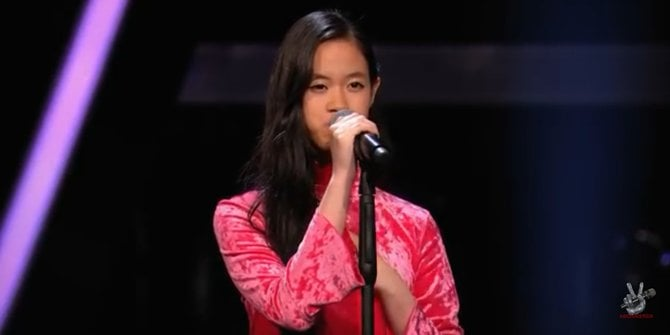 Claudia Emmanuela, Penyanyi Indonesia Menang di The Voice Germany