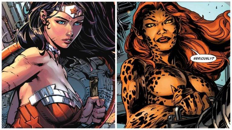 Tebak Cerita Wonder Woman 1984: Cheetah Muncul sebagai Teman Diana