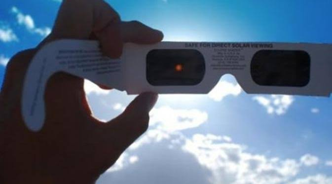 Pesan Kadikes Batam: Lindungi Mata Saat Melihat Gerhana