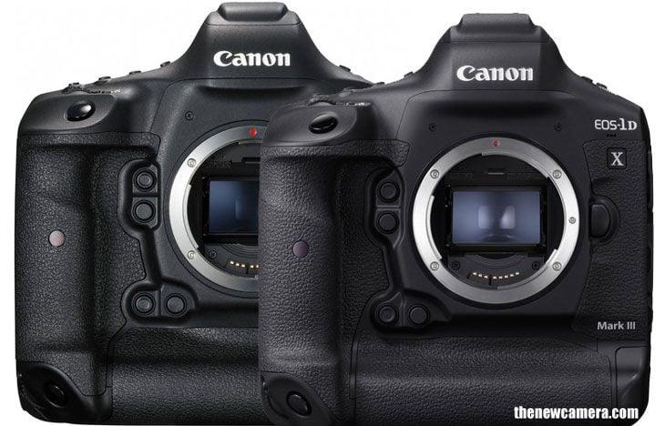 Canon Terbaru, EOS-1D X Mark III Disiapkan untuk Kamera Olahraga