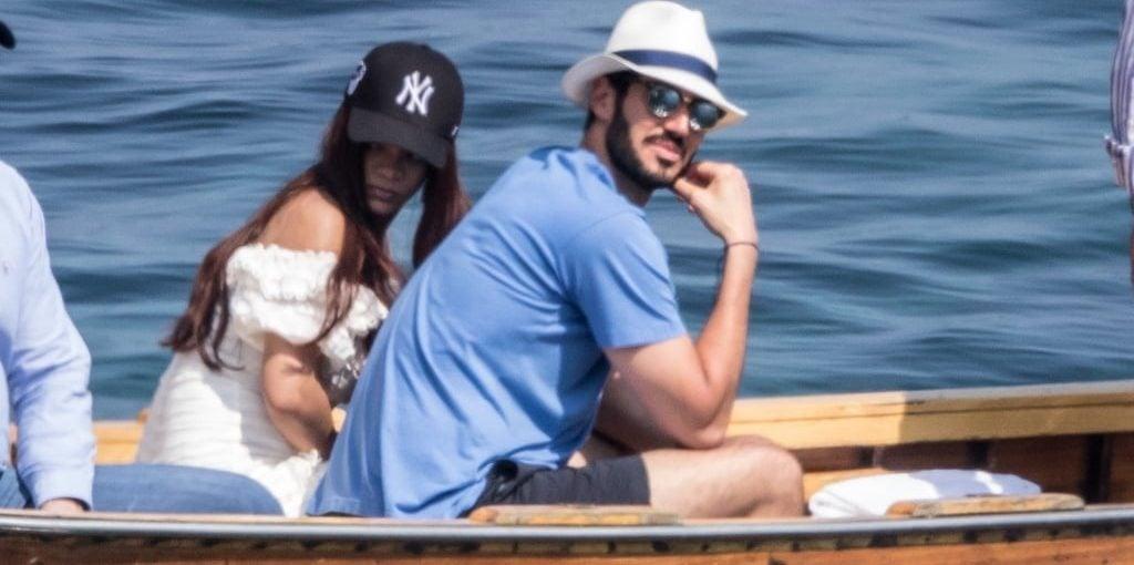 Rihanna Break Up dengan Pengusaha Saudi