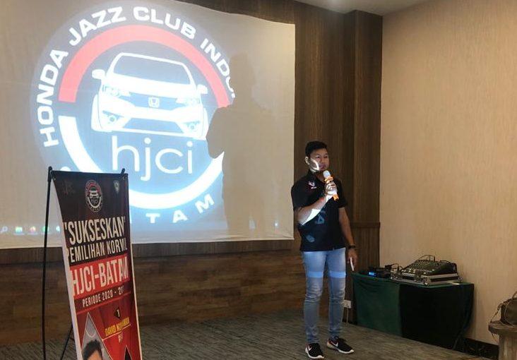 Honda Jazz Club Wilayah Batam Pilih Koordinator Baru