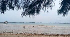 Pantai Coastarina/foto:mer/pelantar.id
