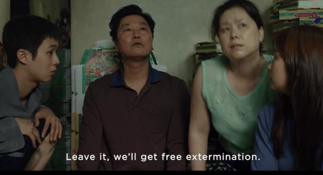 Oscar Bukan Kemenangan Pertama Film Parasite