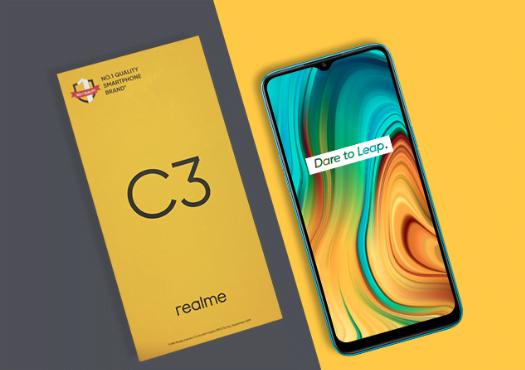 Realme C3, Smartphone Penggemar Gim dan Penghobi Fotografi