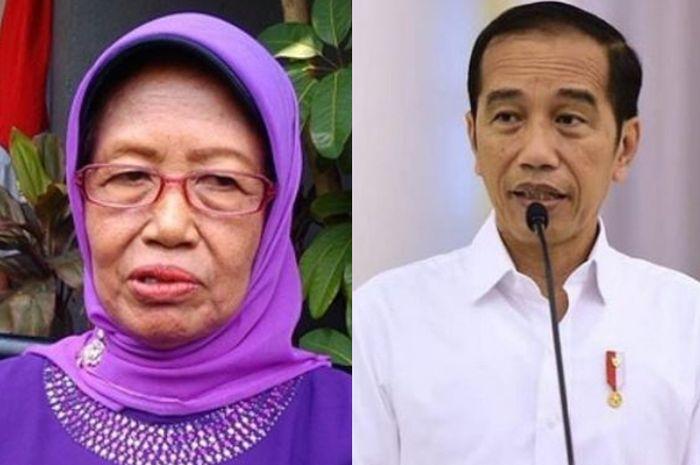 Ibunda Presiden Jokowi Meninggal