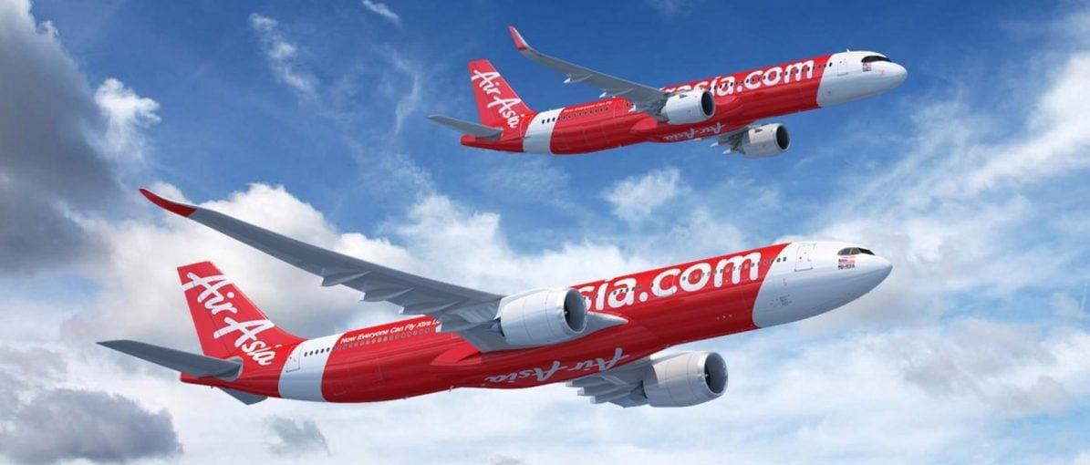 Antisipasi COVID-19, AirAsia Hentikan Penerbangan Mulai 1 April 2020
