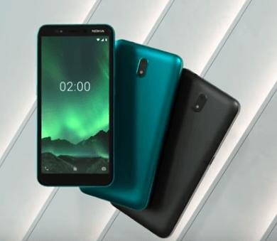 Nokia C2 Berbekal Android Go, Harga Dibandrol Rp 800ribuan