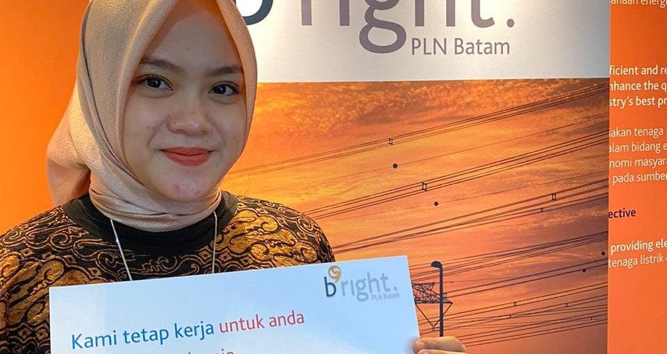 Bright PLN Batam Siagakan Pasokan Listrik di Tengah Wabah Coronavirus