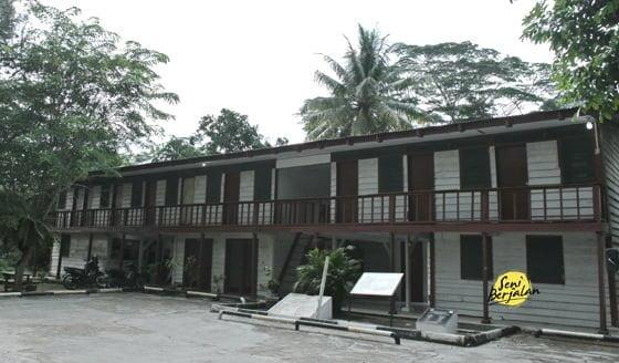 Di mana Lokasi Ex Camp Vietnam yang Direncanakan sebagai RS Corona?