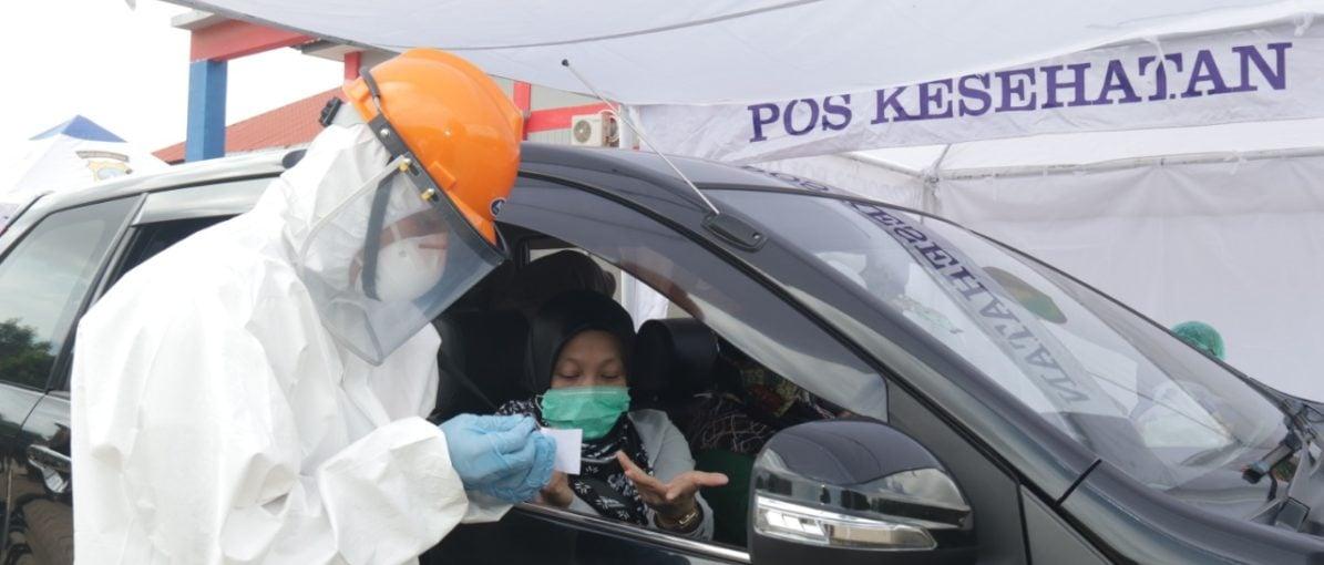 RS Bhayangkara Kepri Buka Layanan Rapid Tes Virus Corona