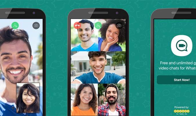 Cara Melakukan Panggilan Group dari WhatsApp