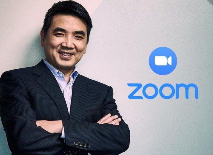 Eric Yuan Pendiri Aplikasi Zoom, Raih Kekayaan Rp 124 Triliun