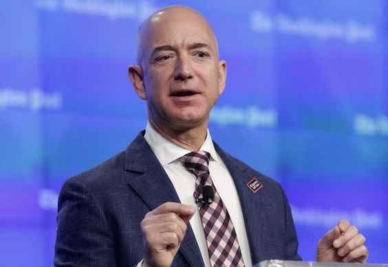 Ceo Amazon Diproyeksi Menjadi Triliuner pada Tahun 2026