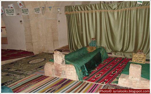 Makam Cicit Khalifah Umar bin Khatab Dibongkar Pasukan Milisi